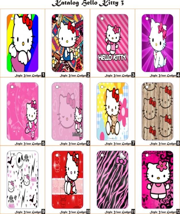 Gambar Hello Kitty Buat Olshop